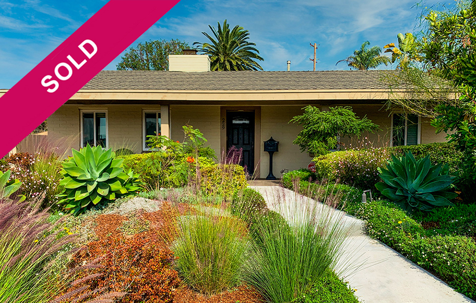 Via Los Altos Redondo Beach home sold